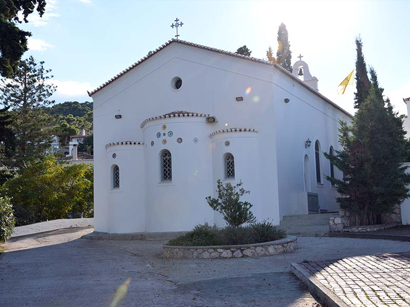 Church Spetses