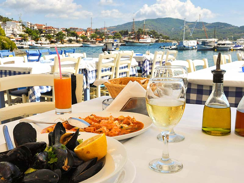 Spetses Food Cruise