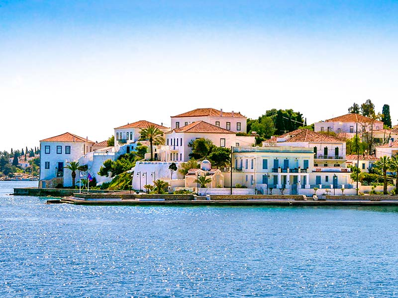Spetses Houses Cruise