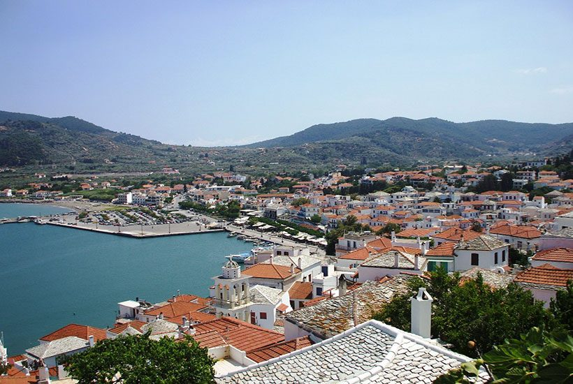 SKOPELOS & ALONNISOS FROM PEFKI - Pegasus Cruises